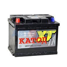 Аккумулятор КАТОД 6СТ-55N - 55 А/ч 480 А L+