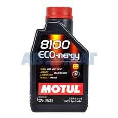 Масло моторное Motul 8100 Eco-Nergy 5w30 1л синтетическое