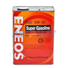 Масло моторное Eneos Super Gasoline SL 5w30 4л полусинтетическое
