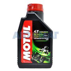 Масло моторное Motul 5100 4T 10w50 1л полусинтетическое