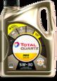 Масло моторное TOTAL Quartz INEO Long life 5w30 5л синтетическое