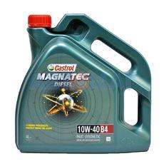 Масло моторное Castrol Magnatec Diesel B4 10W40 4л полусинтетическое