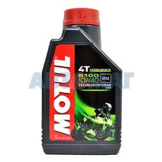 Масло моторное Motul 5100 4T 10w40 1л полусинтетическое