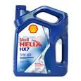 Масло моторное Shell Helix HX7 5W40 4л полусинтетическое