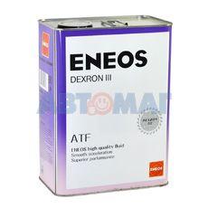 Гидравлическая жидкость Eneos ATF DEXRON-III 4л минеральное