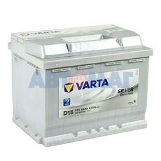 Аккумулятор VARTA Silver Dynamic D15