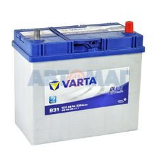 Аккумулятор VARTA Blue Dynamic B31 545 155 033 - 45 А/ч 330 А