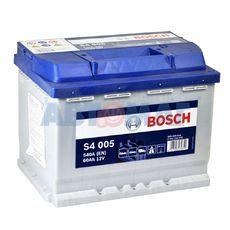 Аккумулятор BOSCH S4 Silver S4005