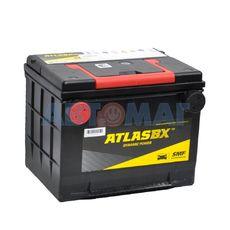 Аккумулятор ATLAS Dynamic power MF75-630 - 75 А/ч 630 А боковые клеммы
