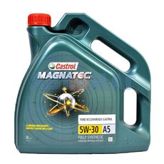Масло моторное Castrol Magnatec A5 5w30 4л синтетическое