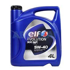 Масло моторное Elf Evolution 900 NF 5w40 4л синтетическое