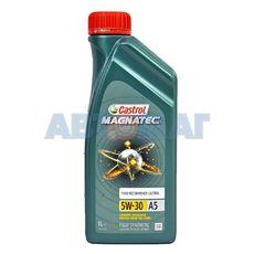 Масло моторное Castrol Magnatec A5 5w30 1л синтетическое