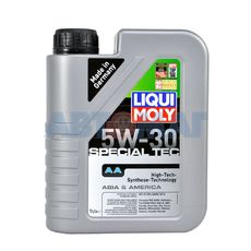 Масло моторное LIQUI MOLY Special Tec AA 5W30 1л синтетическое