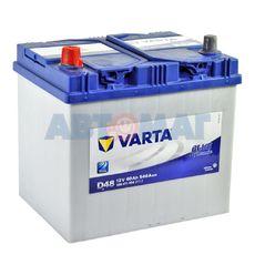 Аккумулятор VARTA Blue Dynamic D48