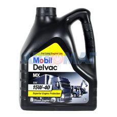 Масло моторное Mobil Delvac MX 15W40 4л минеральное