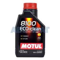Масло моторное Motul 8100 Eco-Clean C2 5w30 1л синтетическое