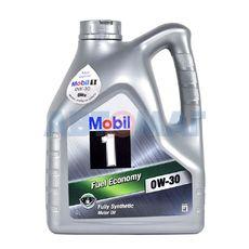 Масло моторное Mobil 1 FE 0w30 4л синтетическое