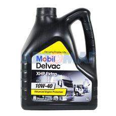 Масло моторное Mobil Delvac XHP Extra 10W40 4л синтетическое