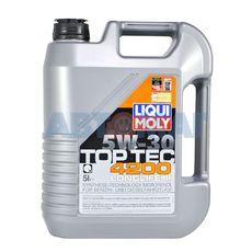 Масло моторное LIQUI MOLY НС Top Tec 4200 5w30 5л синтетическое