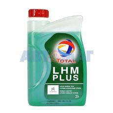 Гидравлическая жидкость TOTAL LHM Plus 1л минеральная