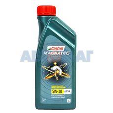 Масло моторное Castrol Magnatec A3/B4 5W30 1л синтетическое
