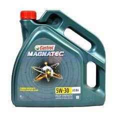 Масло моторное Castrol Magnatec A3/B4 5W30 4л синтетическое