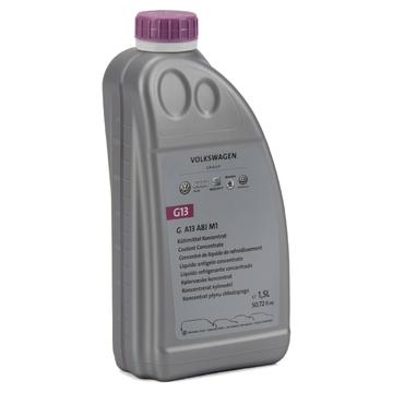 Концентрат антифриза VolksWagen G13 фиолетовый 1.5л (GA13A8JM1)